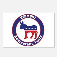 Vermont Democratic Party Original Postcards (Packa