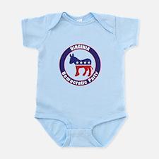 Virginia Democratic Party Original Body Suit