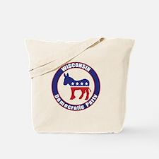 Wisconsin Democratic Party Original Tote Bag
