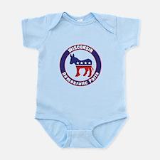 Wisconsin Democratic Party Original Body Suit
