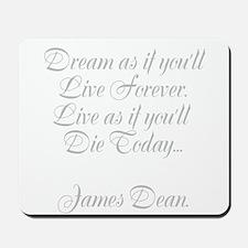 James Dean Mousepad