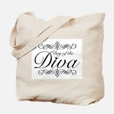 Day of the Diva Tote Bag