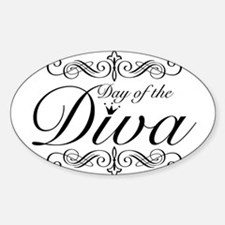 Day of the Diva Decal