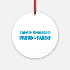 Lagotto Parent Ornament (Round)