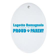 Lagotto Parent Oval Ornament
