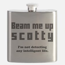 beam me up scotty Flask
