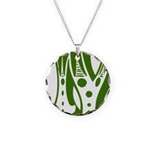 cucumber in a womens prison2 Necklace