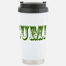 cucumber in a womens prison2 Travel Mug