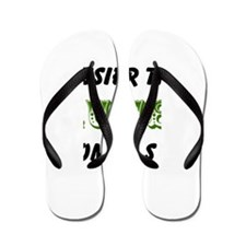 cucumber in a womens prison2 Flip Flops