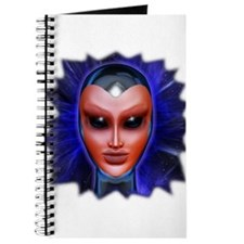 Blue Alien Mental Energy Journal