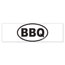 newbbq Bumper Bumper Sticker