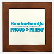 Kookier Parent Framed Tile