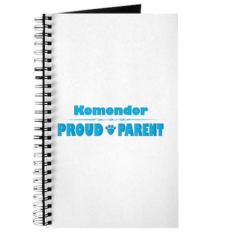 Komondor Parent Journal