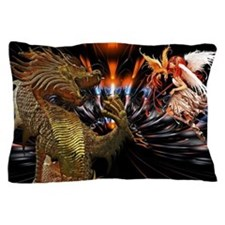 Dragon Style Pillow Case