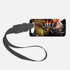 Dragon Style Luggage Tag