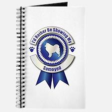 Showing Samoyed Journal