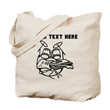 Custom Rock Instruments Tote Bag