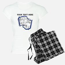 Custom Music Sheet pajamas