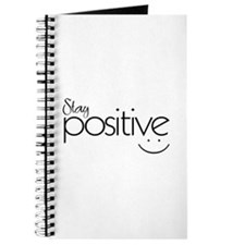 Stay Positive - Journal