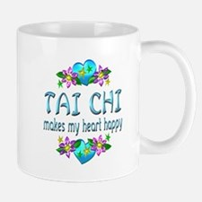 Tai Chi Heart Happy Mug