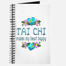 Tai Chi Heart Happy Journal