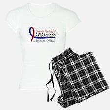 CHD Awareness 2 Pajamas