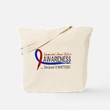 CHD Awareness 2 Tote Bag