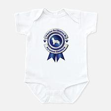 Showing Pyrenean Infant Bodysuit