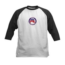 Kansas Republican Party Original Baseball Jersey