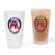 Kentucky Republican Party Original Drinking Glass