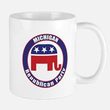 Michigan Republican Party Original Mugs