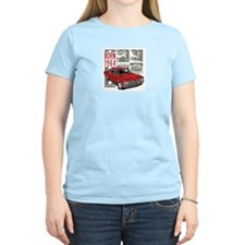 Woman's Born 1964 Gto T-Shirt