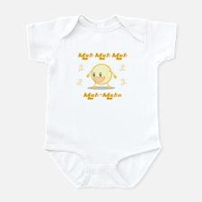 Mah Mah Mah Mah-Mahn Infant Bodysuit