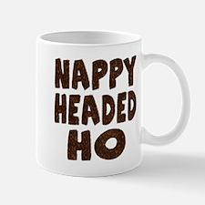 Nappy Headed Ho Hairy Design Mug
