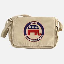 Texas Republican Party Original Messenger Bag