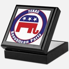 Texas Republican Party Original Keepsake Box