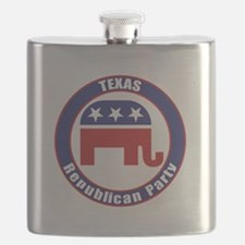 Texas Republican Party Original Flask