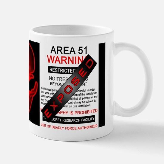 Area 51 Designs Mug