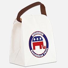 Wisconsin Republican Party Original Canvas Lunch B
