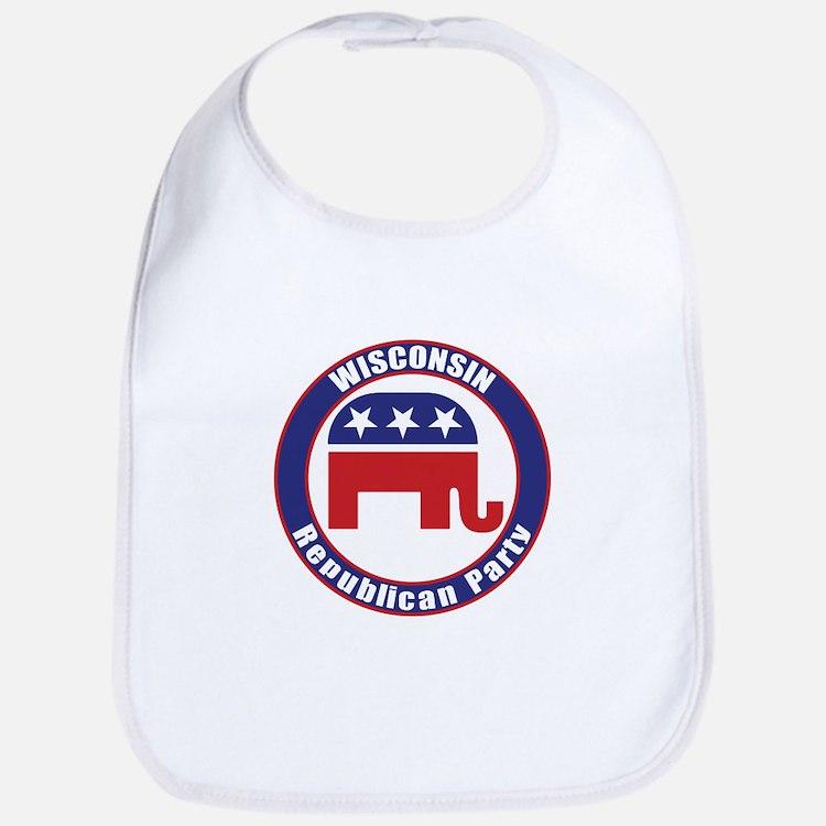Wisconsin Republican Party Original Bib