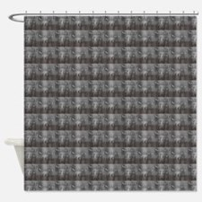 Soldier of God Soldier of the Lord Shower Curtain