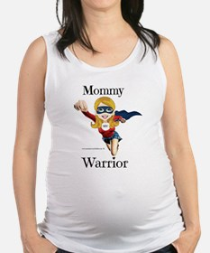 Mommy Warrior Maternity Tank Top