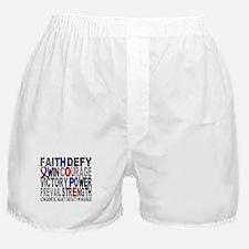 CHD Hope Collage Boxer Shorts