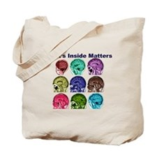 Inside Matters Tote Bag