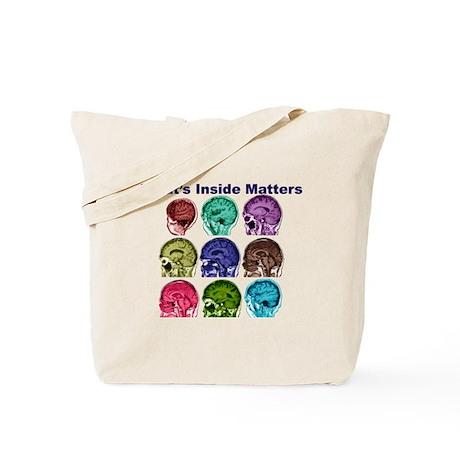 Inside Matters Tote Bag