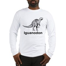 Iguanodon Long Sleeve T-Shirt