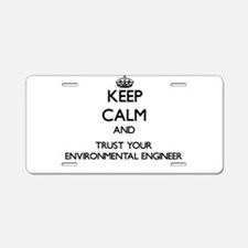 Keep Calm and Trust Your Environmental Engineer Al