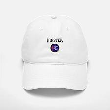 Master: Because I Said So B Baseball Baseball Baseball Cap