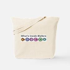 Inside Matters! Tote Bag