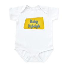 Baby Kyleigh Infant Bodysuit
